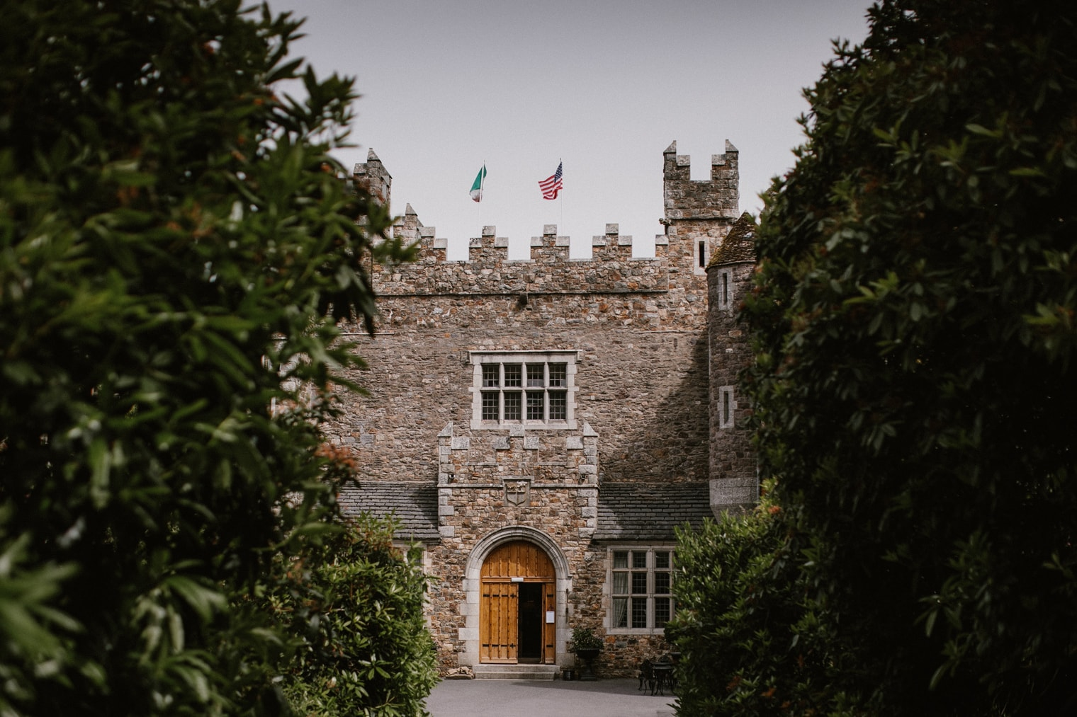Waterford Castle in Ireland, Wedding Venue