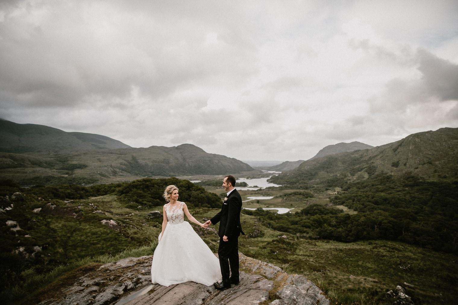 Wedding in Killarney National Park, Ireland