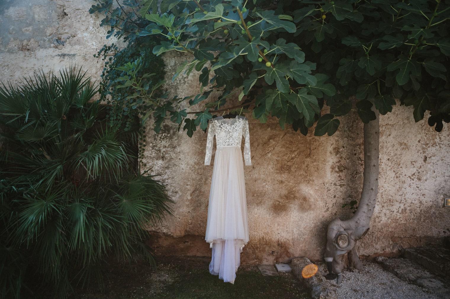 Hermione de paula wedding dress