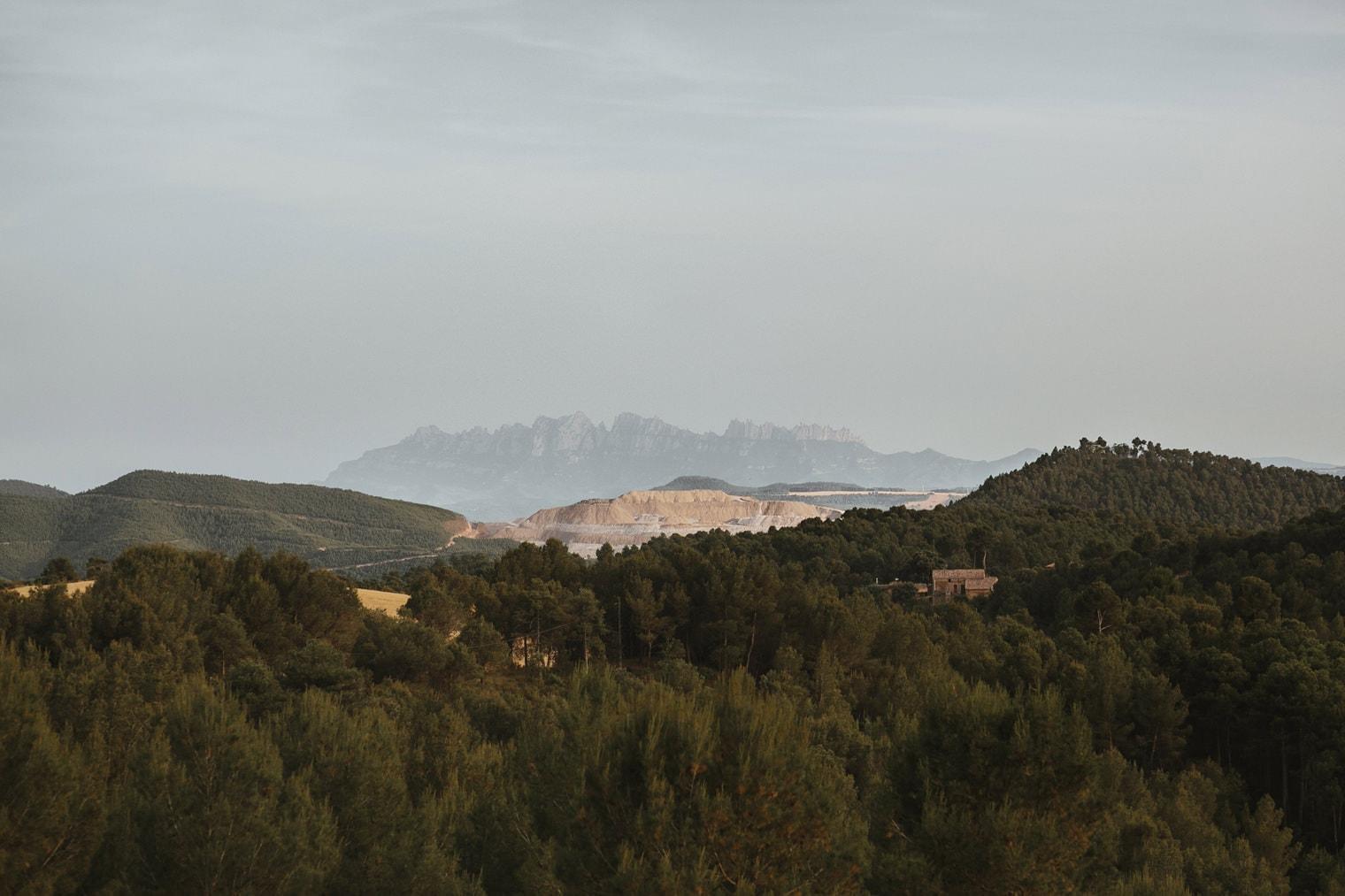 Montserrat Spain mountains