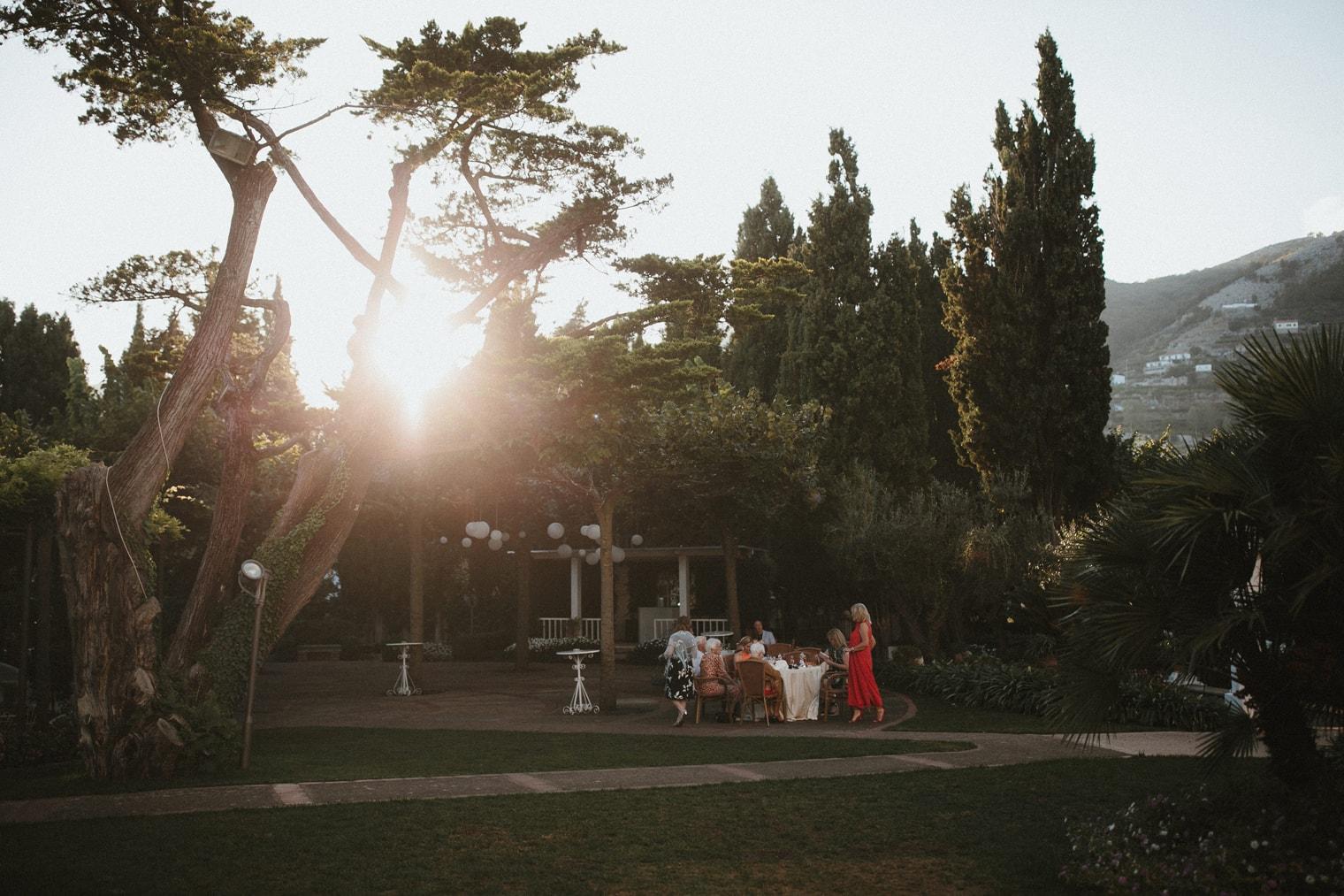 Villa Eva Wedding Venue for Ravello Wedding