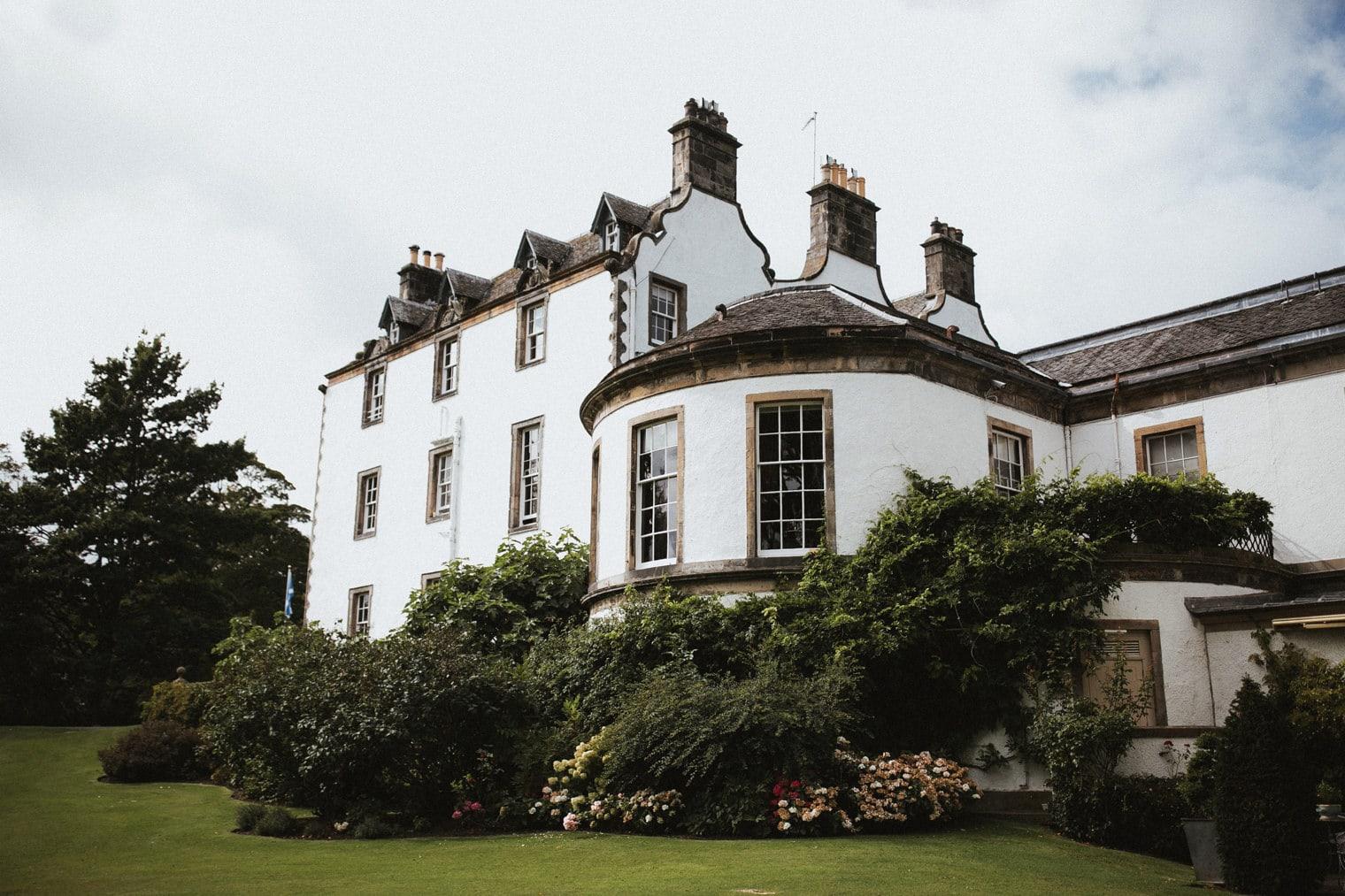 Prestonfield House in Edinburgh, Wedding Venue